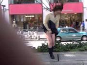 Voyeur! Induction wind pants 2