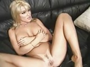 Jill Kelly banged on a couch