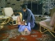 Amber Lynn and Harry Reems