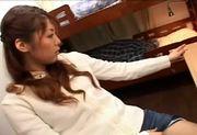 Teen Girl Caught Humping Desk
