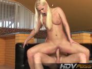 Blonde Babe Misty Mild Fucked Hard
