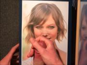 Cum-Tribute To Sexy Karlie Kloss
