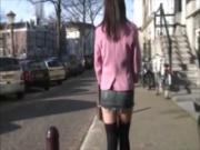Sylvia at Amsterdam