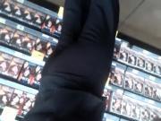 Culona sabrosa en Wallmart