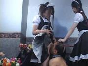 maids also love to dominate