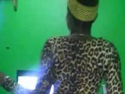 Big ass african p1