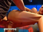 German Goo Girls - Brunette bukkake MILF
