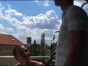 Bi-Sex on Balcony