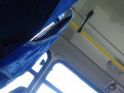 me jalo en el buss