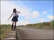 SANO Natsume school uniform