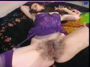 Hairy girl gets fucked