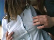 Hot under Shirt Lesbian Lactation by Spyro1958