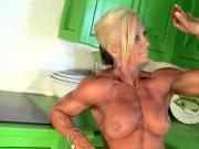 elderly female bodybuilder