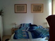 Marion im Bett