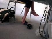 Candid feet #113