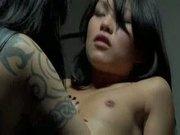 Por for women, lesbian scene