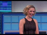 Rachel Riley - Sexy Figure - Hot Black Dress