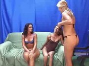 Brazilian Lesbo Domination - Mistress Dayana