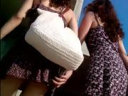 BEST TURKISH UPSKIRT - FLYING DRESS