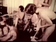 Vintage: John Holmes in a Wild Orgy