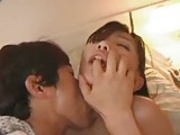 Big Titted Cute Asian Gets Her Asshole Licked