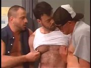 Group Of Men's Having Gay Sex In Toilet