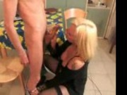 Mature Teacher  gives some great lessons...F70