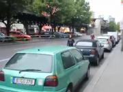 Street Prostitutes & Hookers being filmed 2