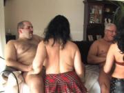 Gruppensex zuhause