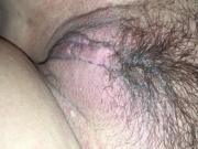 My soft pussy gets fingered