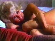 IN DREAMS - vintage blonde striptease