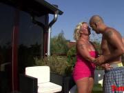 Big tits wife casting