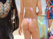 Voyeur Beach Hot Thong Asses Collection