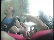 Tits Out Roller Coaster 2