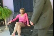 Sheer pantyhose sex and foot fetish