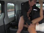 FuckedInTraffic - Hot car fuck with naughty Czech babe