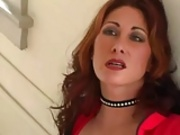 hot busty Tiffany Mynx milf anal closet whore