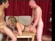 Mature and young cock 48