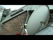 Spying my sister masturbating on terrace