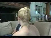 Blonde MILF Fucked And Jizzed By Young Stud
