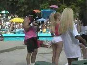 Fun at a Nudist rally 23