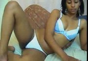Nude on webcam