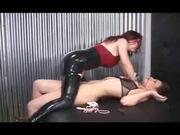 Extreme Lesbian Punishment