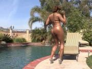 Sydnee Capri & Rico Strong Black Ass Fixation