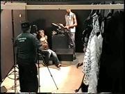 Behind the scenes with Fatima Tops e Catarina Sofia.