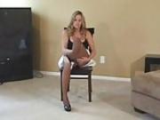 Brandy Taylor in Pantyhose