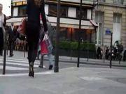 Jolie Brune Sexy