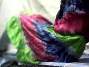 Flaca latina en webcam