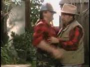 Taylor Rain and Davy Crocket