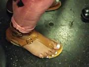 Redbone feet on 2 train pt2